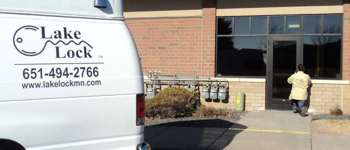 Commercial Locksmith Services in Woodbury, Oakdale, Maplewood, Cottage Grove, Eagan, St. Paul